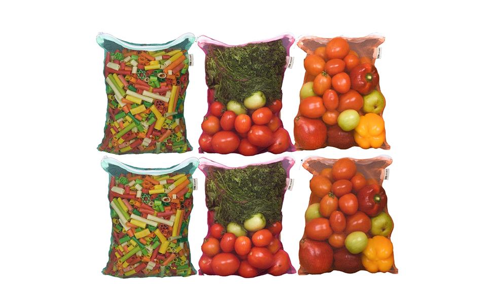 polyester fridge storage bags