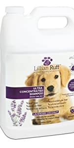 Ultra concetrated shampoo