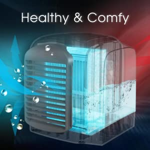 Humidifier, Air Purifier, healthy, moisten
