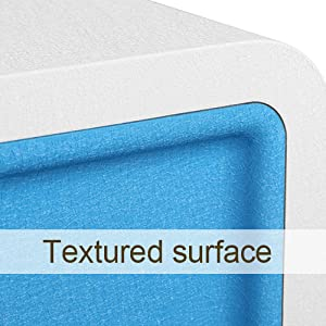 Textures surface