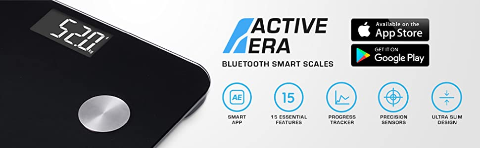 Bluetooth Smart Scales