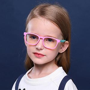 blue light blocking glasses kids girls