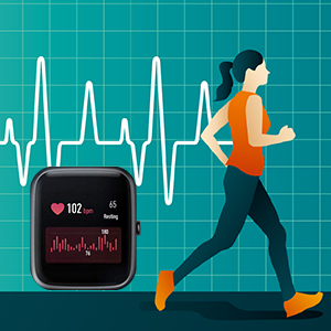 heart rate watch