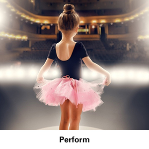 girl dance outfit