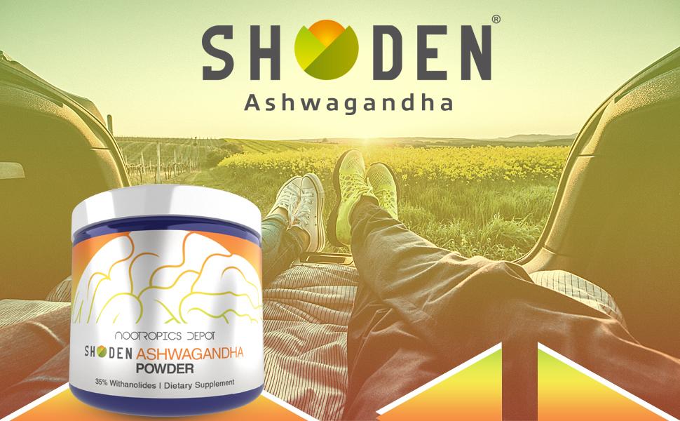 shoden, shoden ahwagandha, shoden supplement, ashwagandha supplement, ashwagandha extract, nootropic