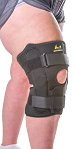 obesity knee pain brace