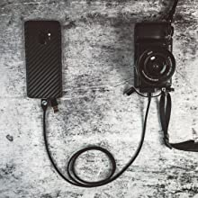 PHONE TO CAMERA DATA TRANSFER