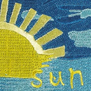 woven patch sun solar spartan and the green egg series education at home homeschool school read