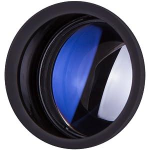 Levenhuk Blaze BASE 50F Spotting Scope: the fully coated optics made of high-quality BK-7 glass
