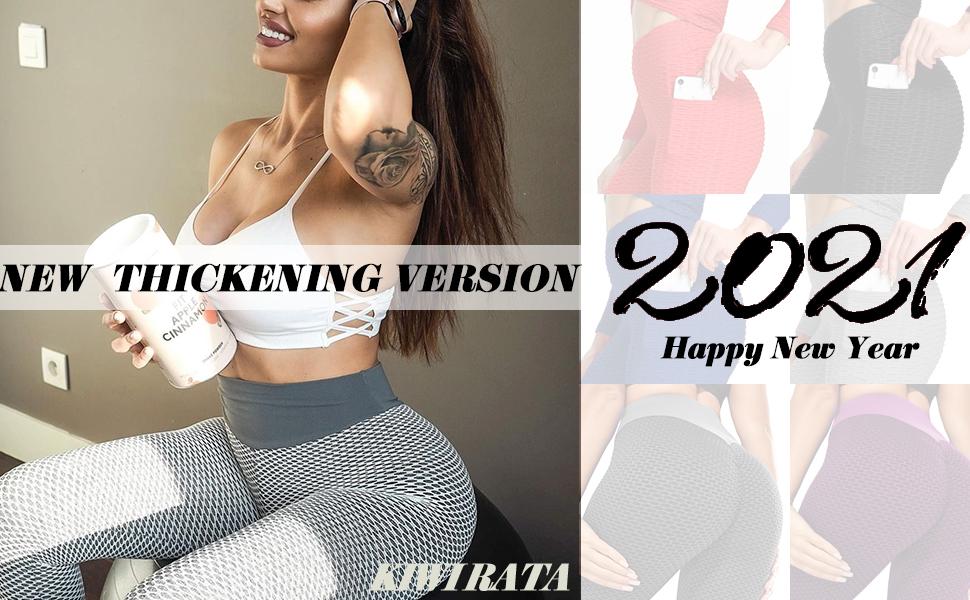 KIWI RATA Butt Lifting Leggings
