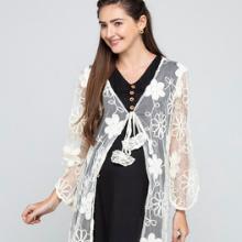 pregnancy kimono shrug
