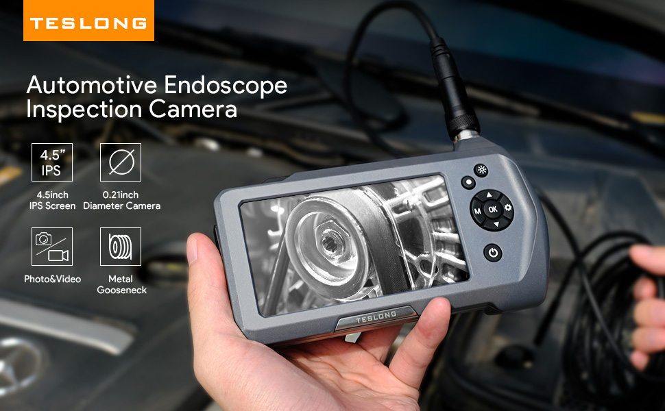 NTS450A Industrial Endoscope