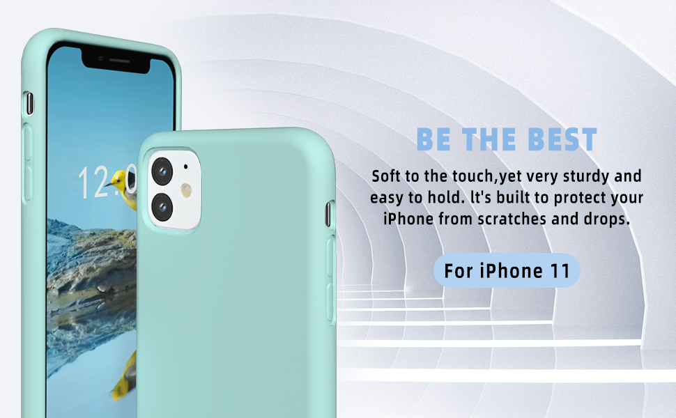 cell phone case for iphone 11,  slim fit iphone 11 rubber case