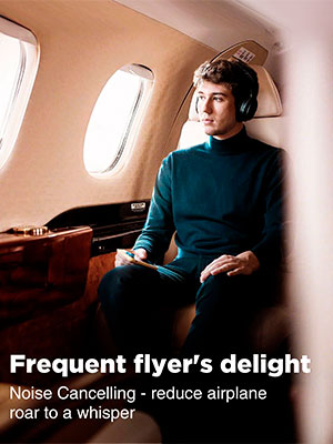 Frequent flyer's delight