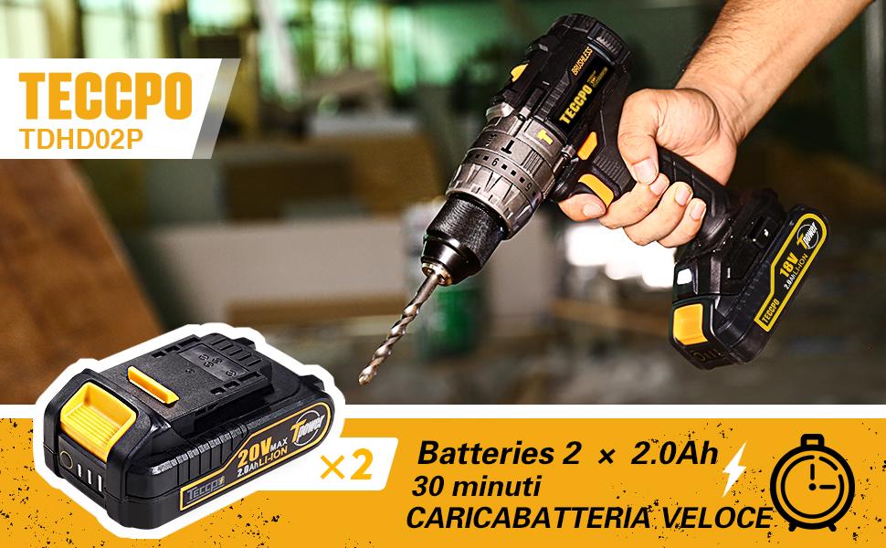 trapano-avvitatore-batteria-teccpo-brushless-60nm