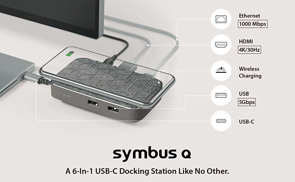 Navitech USB-C//Type C Docking Staion AOSON S7 Bluetooth Keyboard and Stand Compatible with The AOSON M815 Android 7.0 Android 7.0