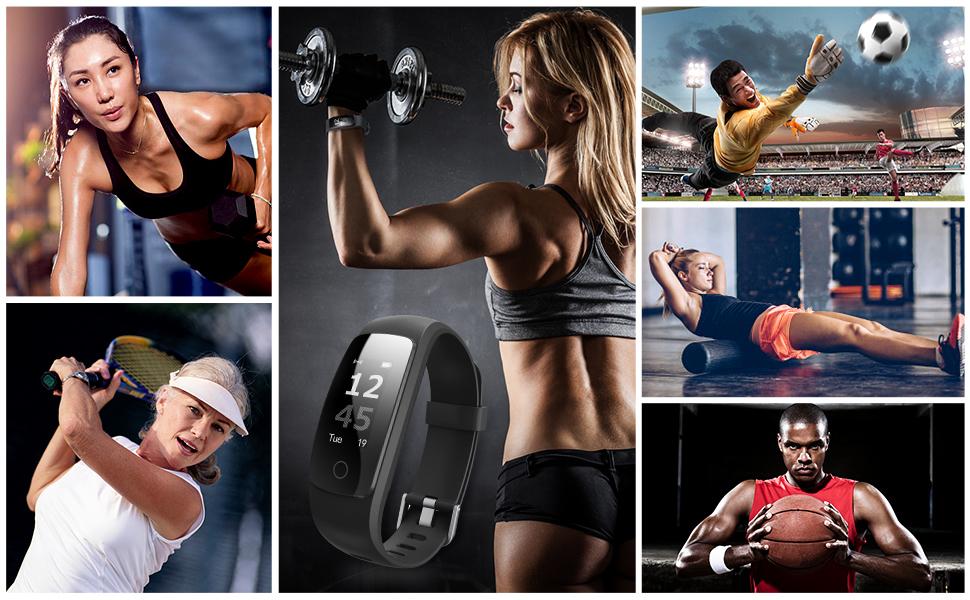 14 Sports Modes