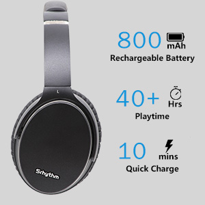 Quick charge and type C headphones