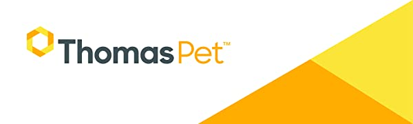 Thomas Pet logo-Thomas Labs-Pet Supplies-Pet Health Products