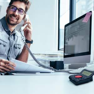 V5000 Call blocker for home phones