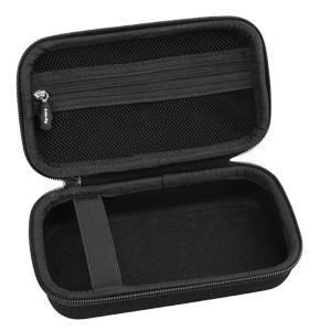 Yushu Estuche suave bolsa de transporte para mult/ímetro de mano 15B 17B 18B 115 116 117 175 177 179 mult/ímetro bolsa de almacenamiento 20X13X6CM Herramientas Instrumentos Accesorios y Accesorios
