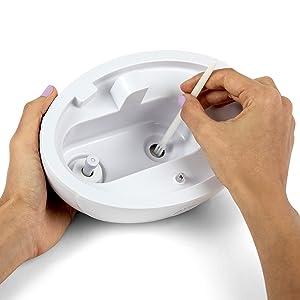 MistAire Ultrasonic Cool Mist Humidifier