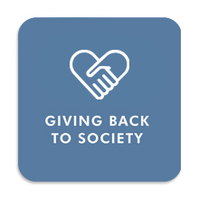Giving back to Society
