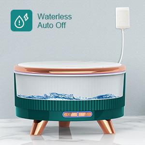 Waterless Auto Off