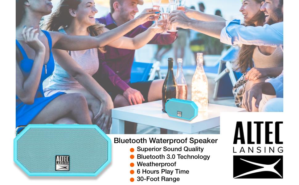 Altec Lansing Bluetooth Speaker