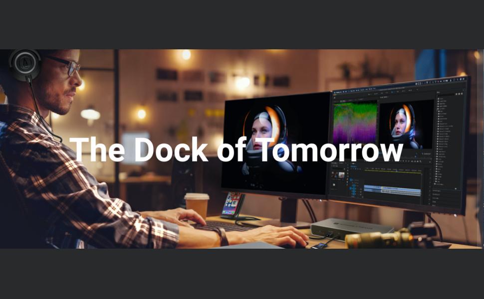 Echo 11 Thunderbolt 4 Dock