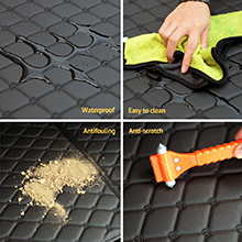 model x floor mats