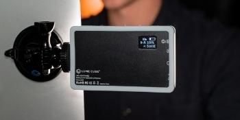 Lume Cube Live Stream Lighting Kit Für Elektronik