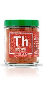 Spiceology - Thai Lime Sriracha Blend