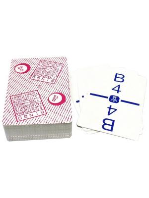 bingo sets old fashion set games