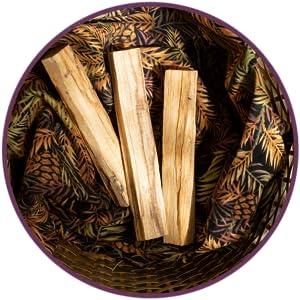 Smudge Kit Refill White Sage Bundles Palo Santo Stick Smudging Incense Cleansing Rituals