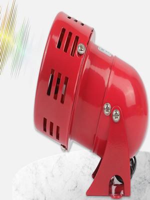 Alarm voor windschroef van elektrische motor
