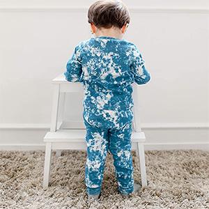 newborn pajams set