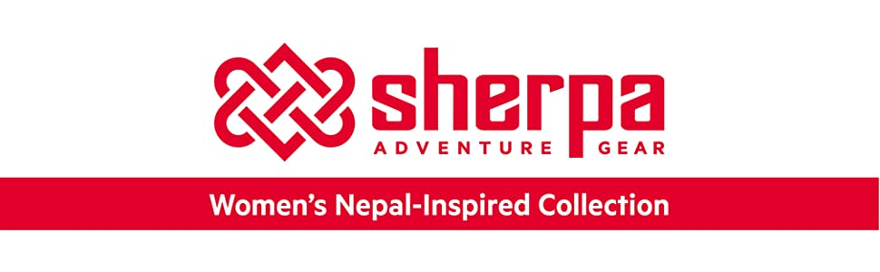 Women's Sherpa Nepal Inspired Collection