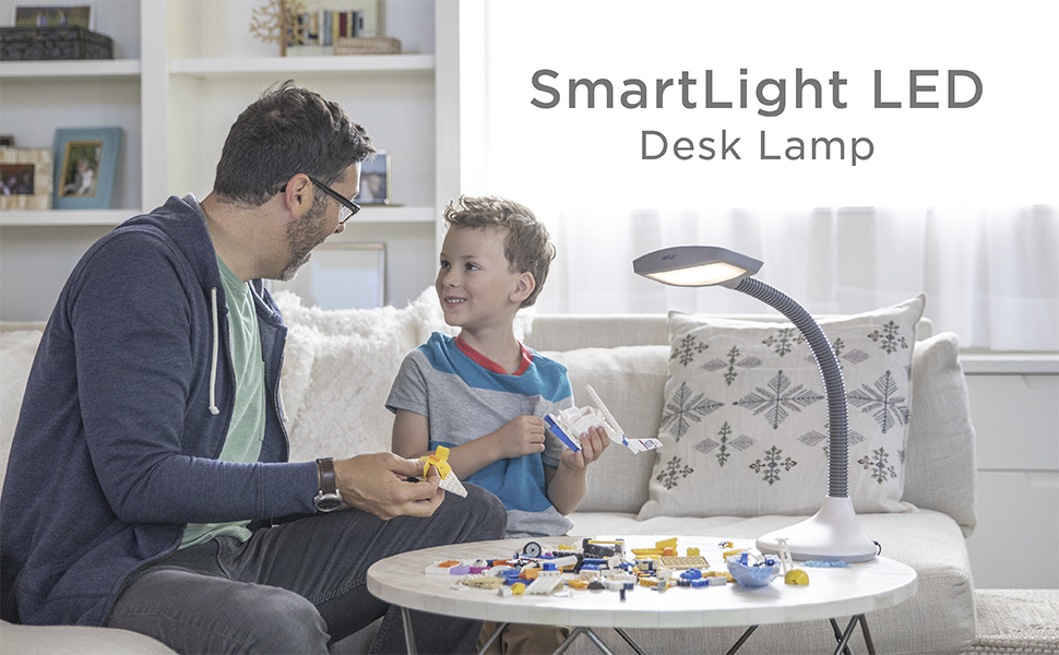 SmartLight LED Desk Lamp