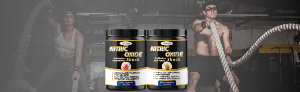 Nitric oxide booster by diamond elite health products