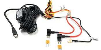 SG9663CPRO SHDCHW hardwire kit fuse taps types shutdown timer fuses selectable voltage cut off