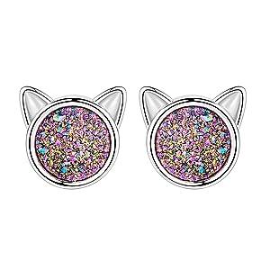 Mikey Earrings Generic Handmade Hypoallergenic