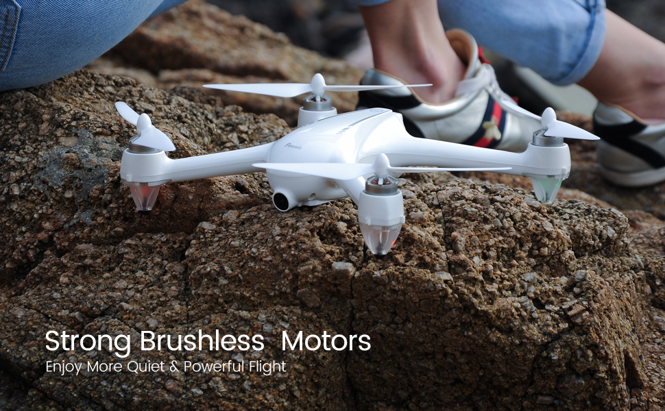 BRUSHLESS DRONE WITH CAMERA
