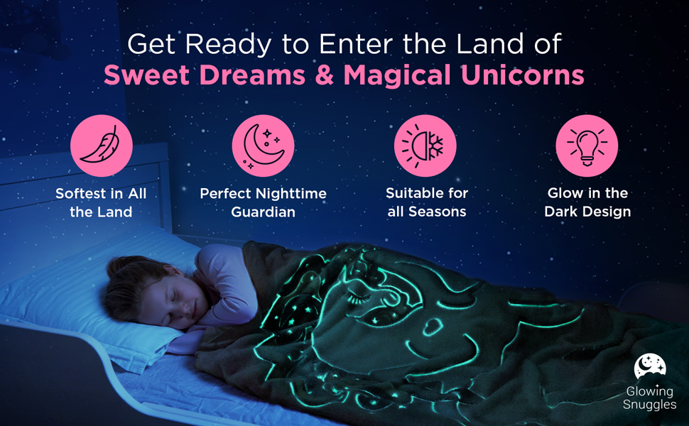 Get Ready to Enter the Land of Sweet Dreams & Magical Unicorns