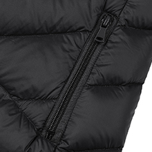 Wantdo Women's Packable Puffer Down Jacket Hooded Light Windbreaker Outerwear