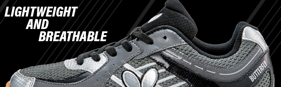 Lezoline SAL Table Tennis Shoes Are Lightweight & Breathable