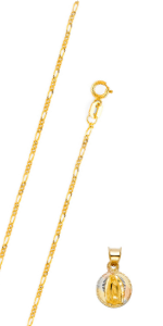 high polished high quality solid gold jewelry 14k gold is perfect for everyday wear