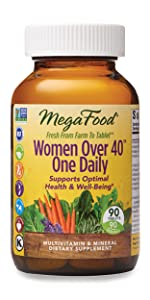 Women's Over 40 One Daily