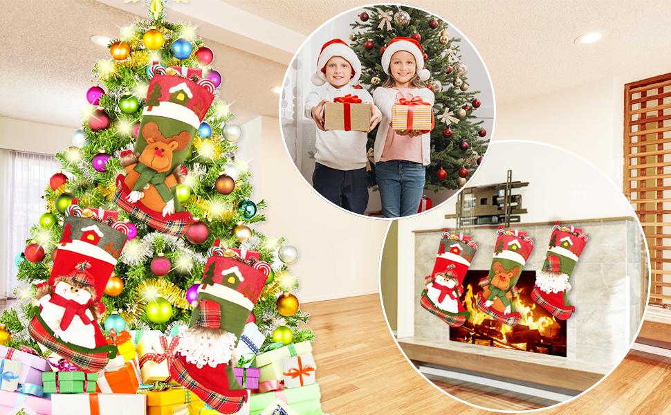 big christmas stockings