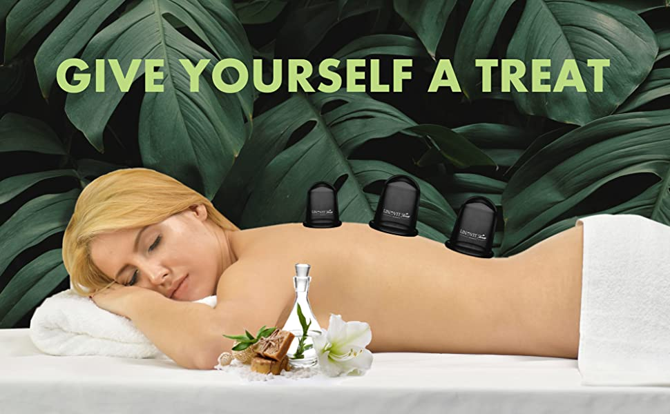 give yourself a treat, linovit therapy, spa products